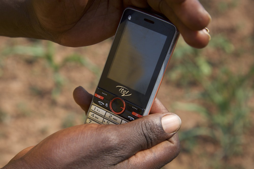 Mobile phones to help 1.7 million small-scale farmers increase production during COVID-19 economic slowdown