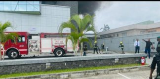 No Life Lost in Fire Incident - Access Bank