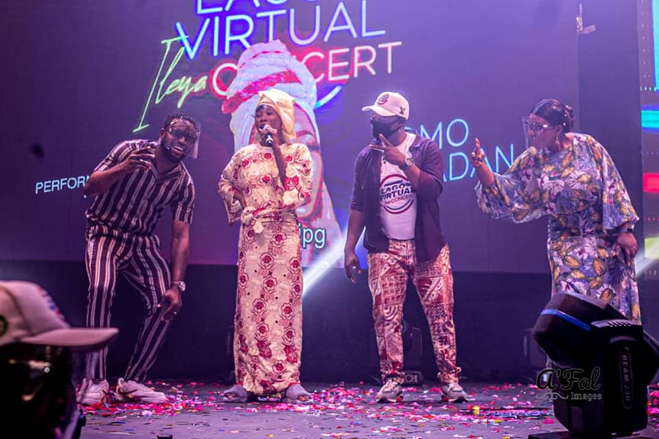 Lagos Ileya Virtual Concert