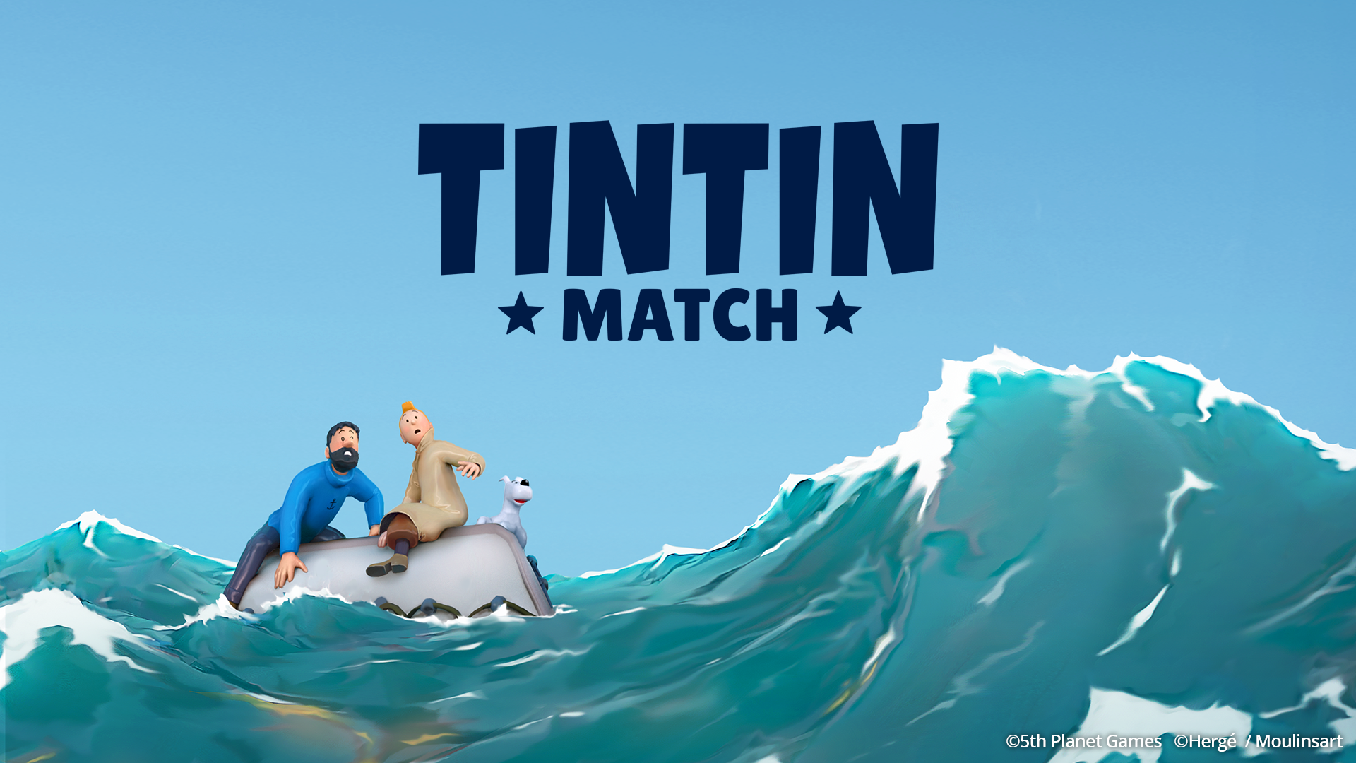 """""""Tintin Match"""" launches globally for Android and iOS on Monday August 31 2020"""