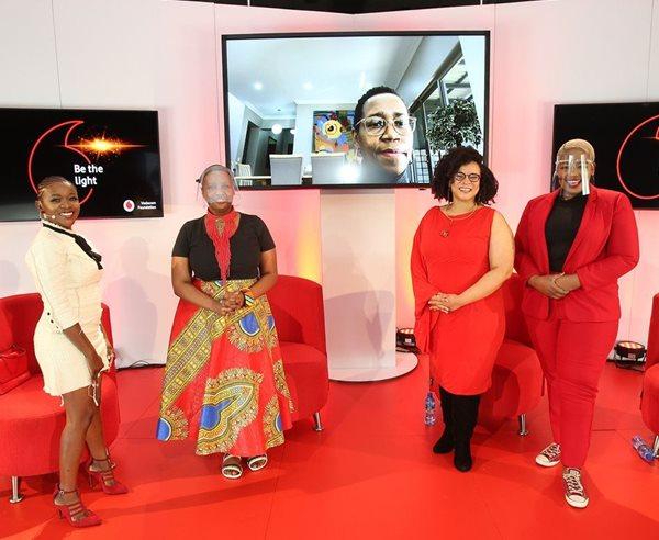 gender-based violence fund, Vodacom