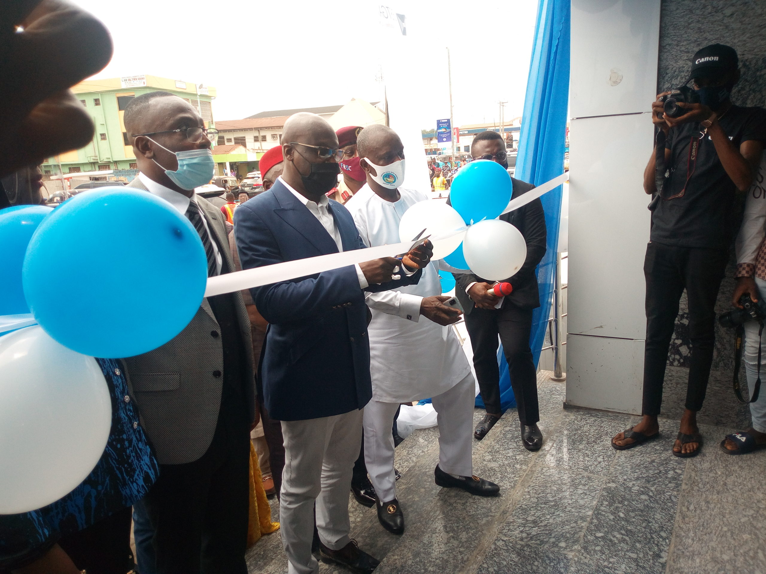 Westgate Technologies unveils 600 capacity CBT centre in Asaba