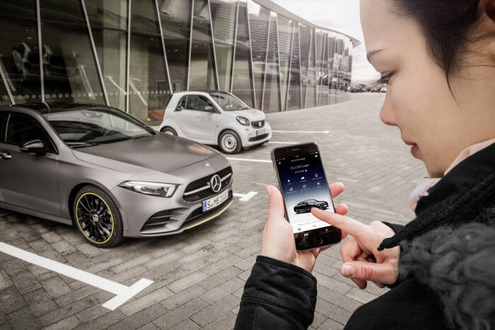 From the app to the digital ecosystem: the new generation of Mercedes me Apps launches - Brand Spur