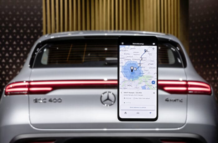 the new generation of Mercedes me Apps launches - BRANDSPUR