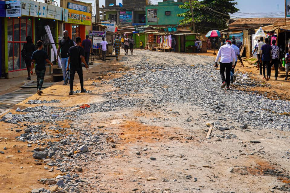 After 20 years, Ogun Approves Denro-Ishashi-Akute Road, Two Others For Construction (Photos)