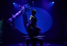 BMW 4 Series Coupé unveiled the debut of Who Am I A human-robot performance