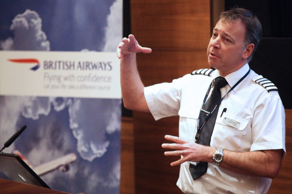 British Airways' Popular Flying With Confidence Course Goes Digital For The First Time