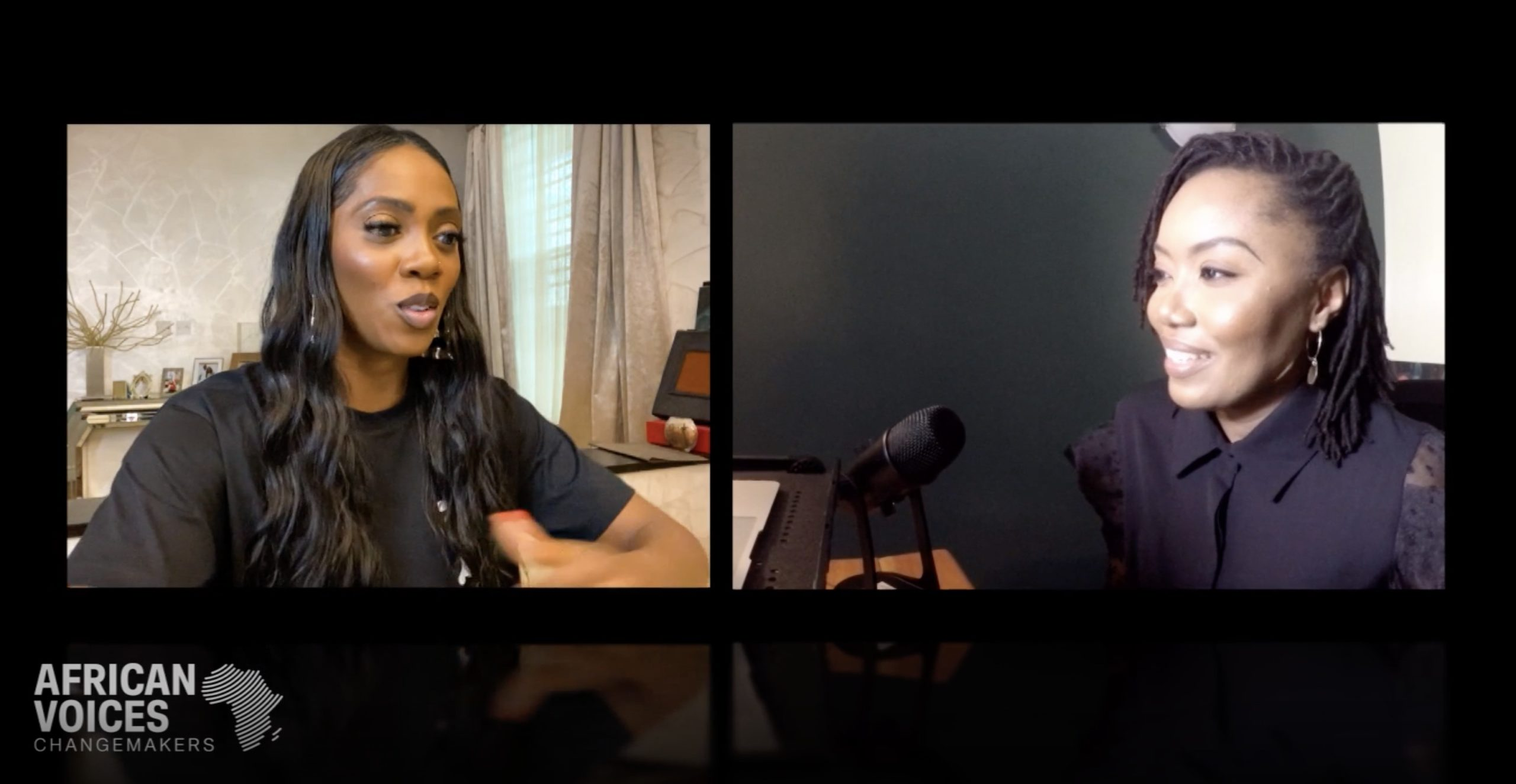CNN's African Voices Changemakers meets Tiwa Savage
