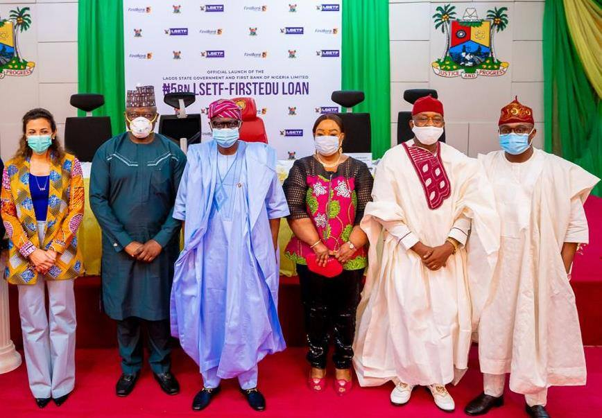COVID-19: Lagos State Launches N5 Billion Support Capital For Low-Cost Schools (Photos)