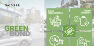 green bond, Daimler