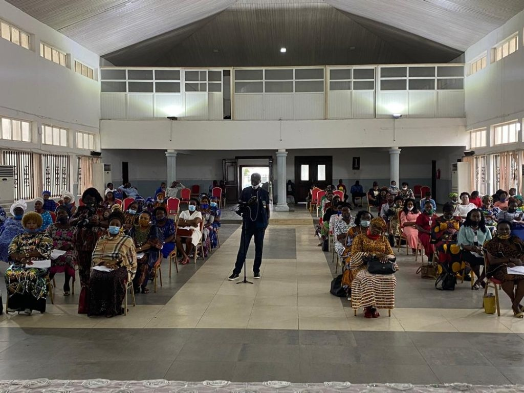 Ekiti First Lady Launches New Initiative for Women Empowerment