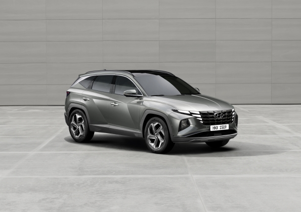 Hyundai Launches Dynamic New Tucson With Best-In-Segment Features And Class-Leading Capabilities