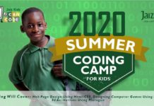 Jaiz Bank Kids can code 2020 edition is here!