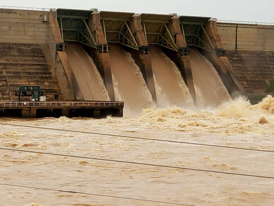 Kainji Dam and the Hydro Power Plant is intact and in full operations (Photos)