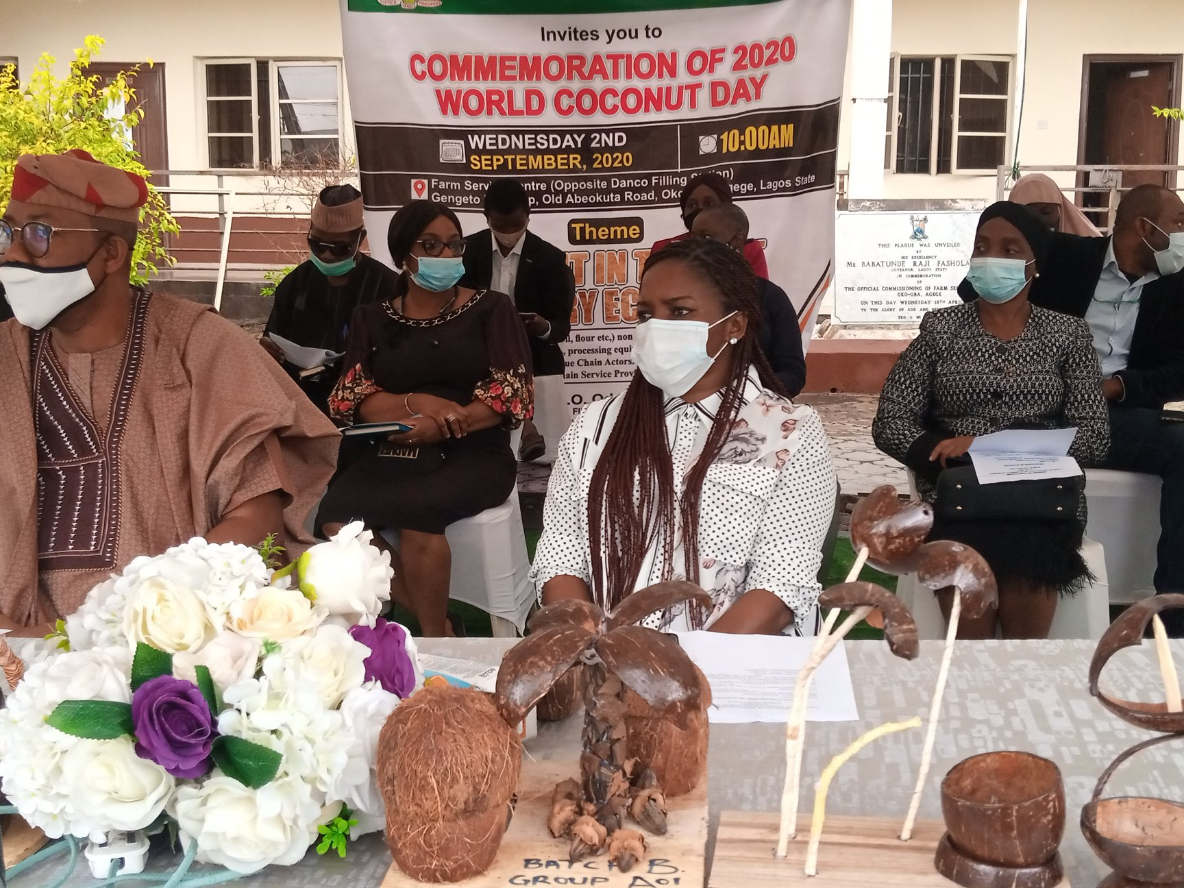 Lagos Govt to establish coconut processing factory in Badagry - Brand Spur