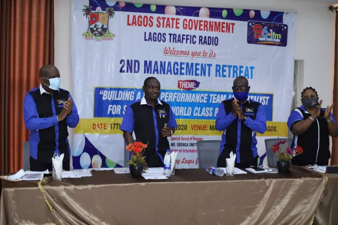 Lagos Commissioner Commends Traffic Radio for Projecting Government Policies
