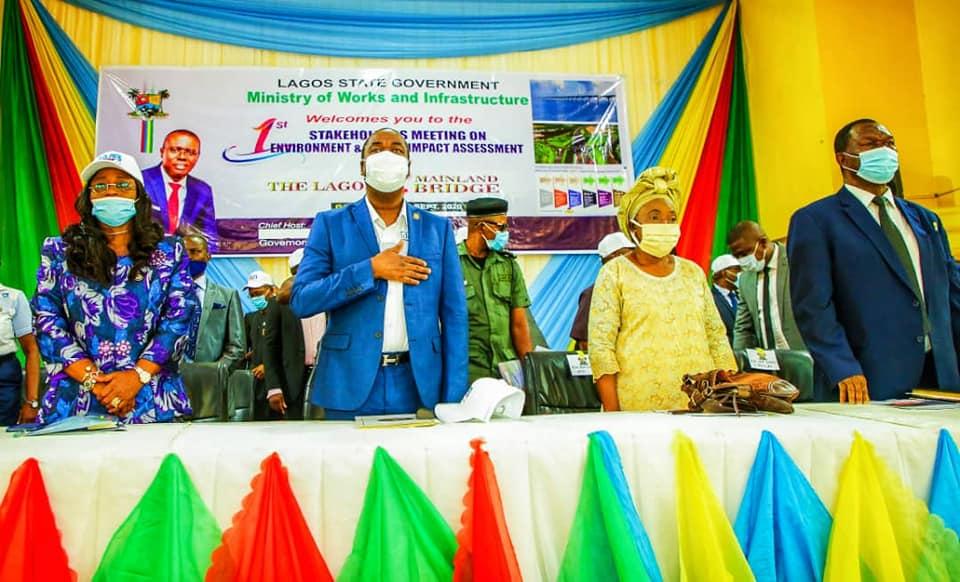 Lagos Ready To Deliver 4th Mainland Bridge – Sanwo-Olu (Photos)