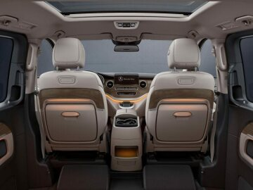 Made in China, for China: market premiere of the new Mercedes-Benz V-Class - Brand Spur