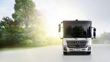 Mercedes-Benz Wörth plant to start series production of the eActros in 2021