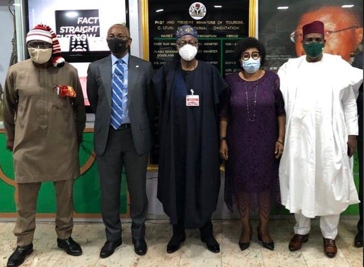 Minister Inaugurates Committee on Commercialisation of Nigeria Film Corporation