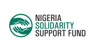 Nigeria solidarity support fund