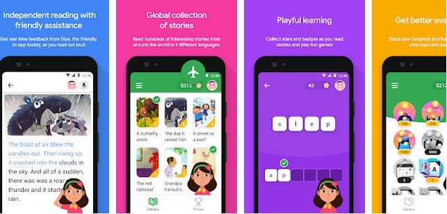 Read Along App: Make your children's reading journey simple and fun