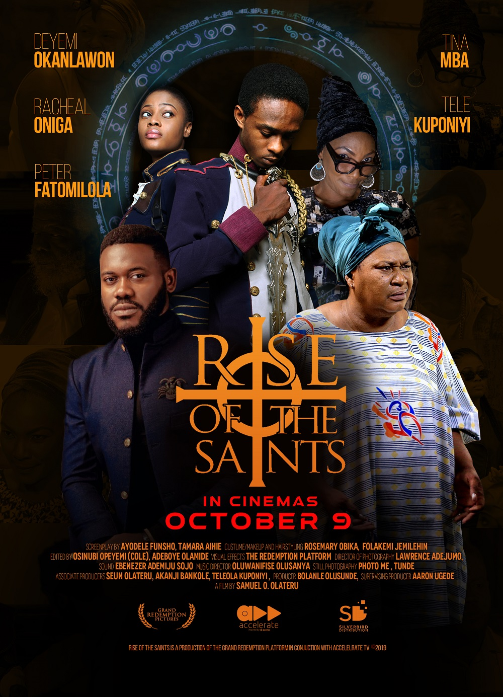 Rise Of The Saints; The Movie- Annouces October 9th As New Cinema Release Date, Drops New Trailer