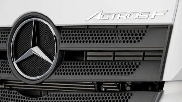 The new Actros F and Edition 2: Mercedes-Benz Trucks is accessing new target markets with these two models - Brand Spur