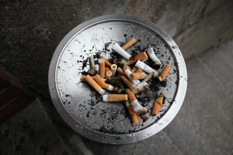 Tobacco responsible for 20% of deaths from coronary heart disease