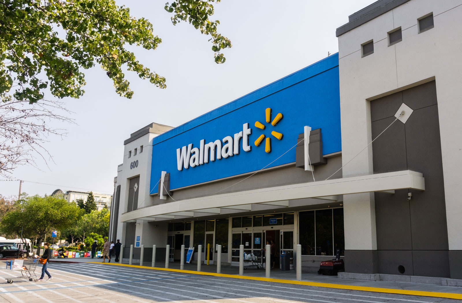 Walmart shares surge to all-time high following launch of Walmart+