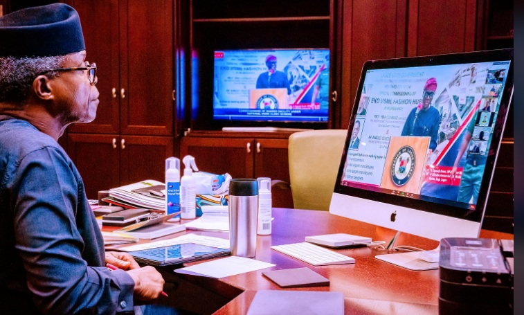 Why Buhari Administration Is Supporting Small Businesses With A Survival Fund – Osinbajo