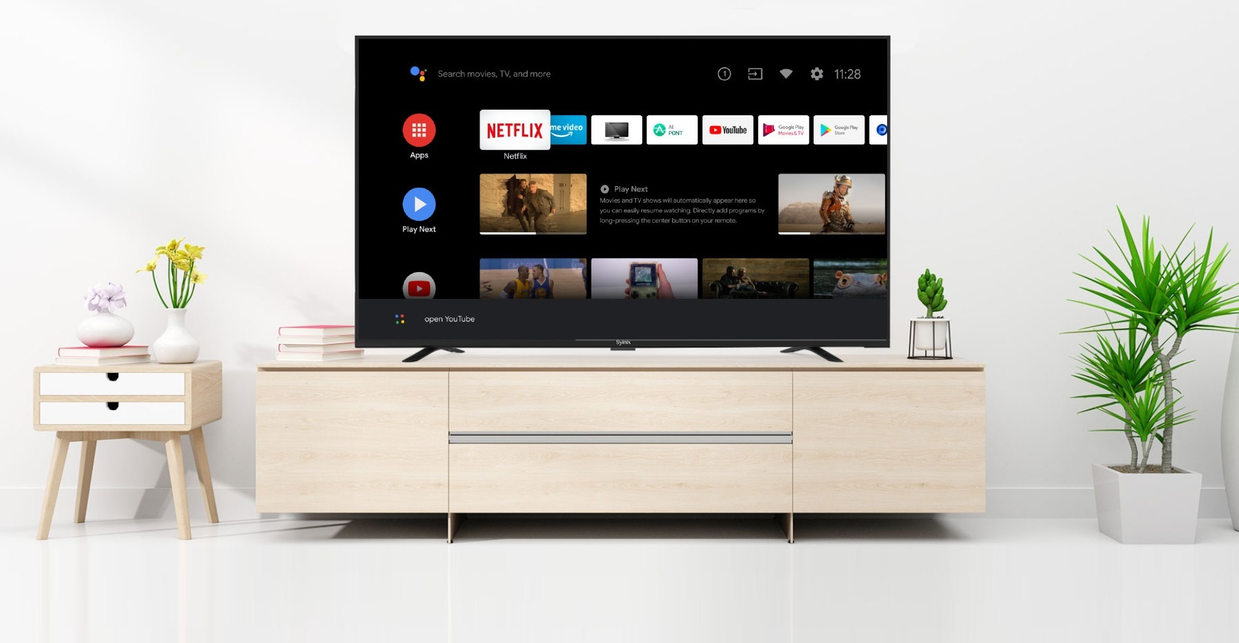 Syinix to release the brand's first Android TV, continuing to elevate the user experience for a smart life at home - Brand Spur