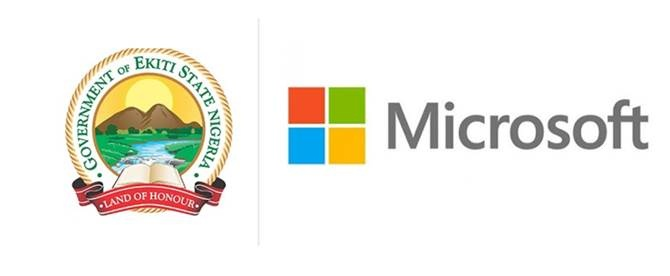 Ekiti State Partners Microsoft To Certify 2,000 Youths In IT Skills