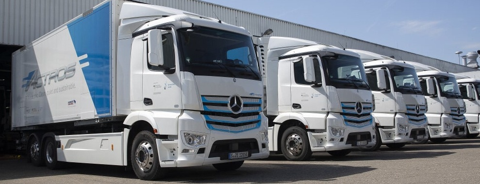 Electric vehicles from Daimler Trucks & Buses prove their capabilities in customer use worldwide brandspurng