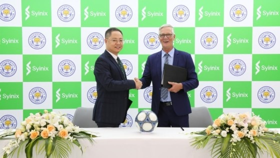 Syinix, Leicester City football club