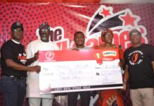 Lagos based business man wins TYLgames N1million grand prize (Photos)