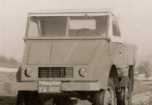 70 years ago Daimler-Benz bought the Unimog