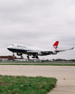 British Airways' Final Heathrow 747 Aircraft Cleared For Take Off This Week