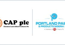 CAP Announces Proposed Scheme of Merger with Portland Paints Brandspurng