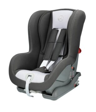 Child Safety with a Star: Mercedes-Benz child car seats for all age categories combine safety with comfort and design