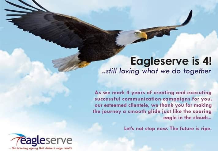 Eagleserve Marks 4th year of operation, set to unveil The Hedge Foundation