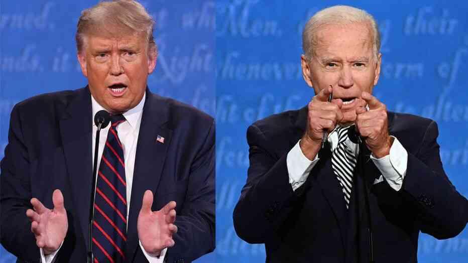 First Presidential Debate Of 2020 Draws 73.1 Million Viewers