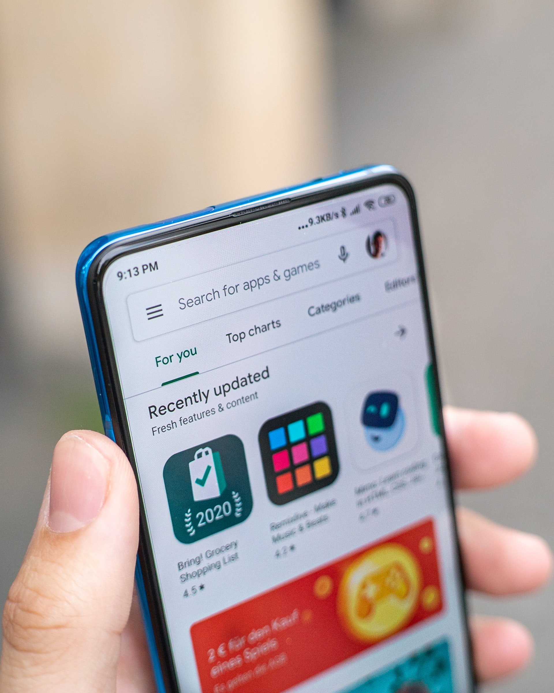 Google Play Hit 28.3bn Downloads in Q3 2020, 3x More than App Store Brandspurng1