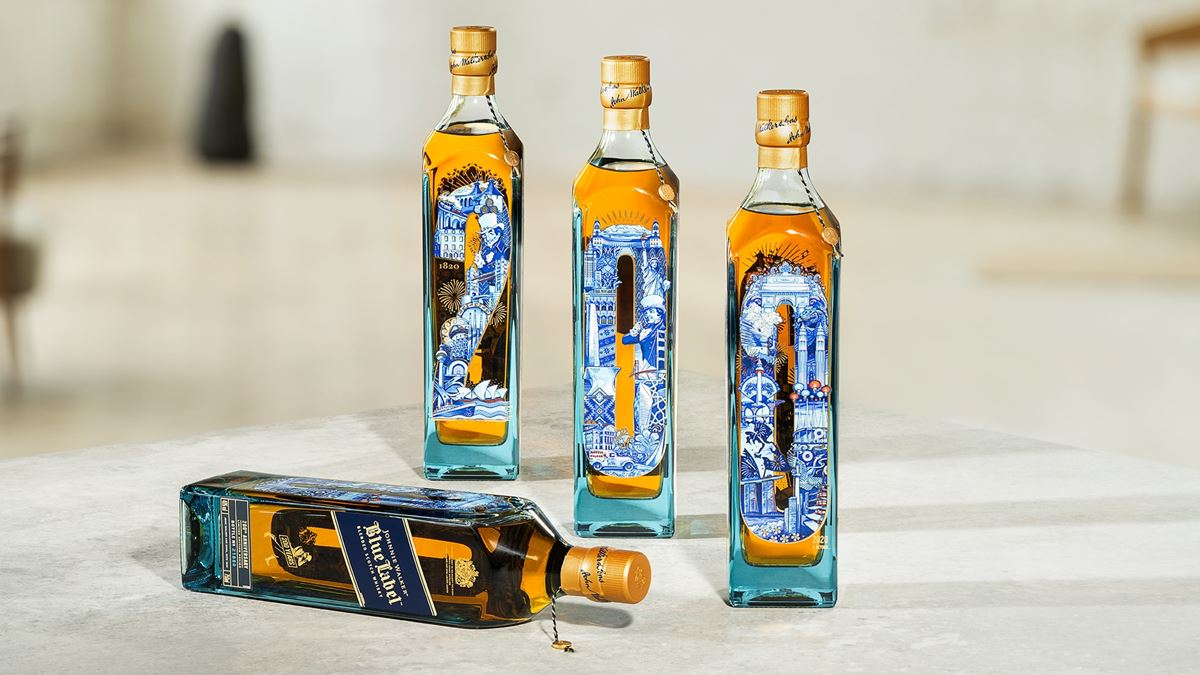 Johnnie Walker celebrates 200-year journey