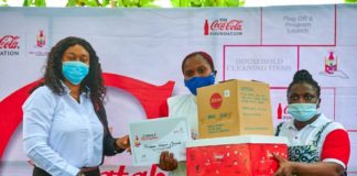 Jubilation In Sangotedo Community As Coca-Cola Empowers Over 600 Women