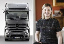 Karin Rådström takes over management of Mercedes-Benz Trucks on 1 February 2021