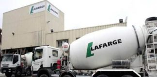 Lafarge Africa records 37% rise in Q3 profit
