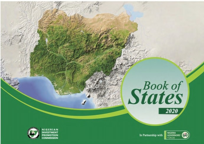 NIPC Releases The Book Of States, To Launch in Q1 2021