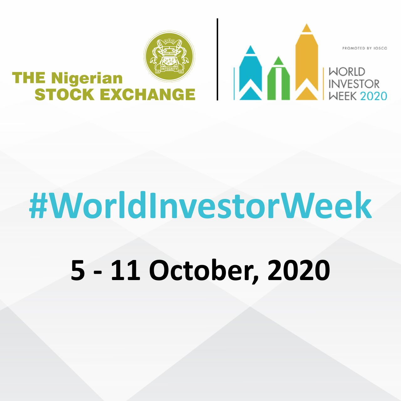 NSE Celebrates World Investor Week 2020