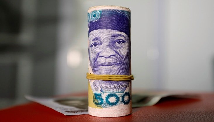 "Naira Gains against the USD at the Bureau De Change, Parallel (""black"") Markets Brandspurng"